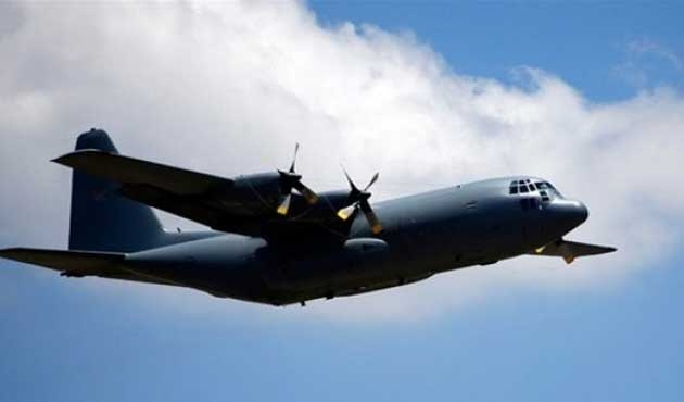 Azerbaycan'a ait kargo uçağı düştü: 7 ölü