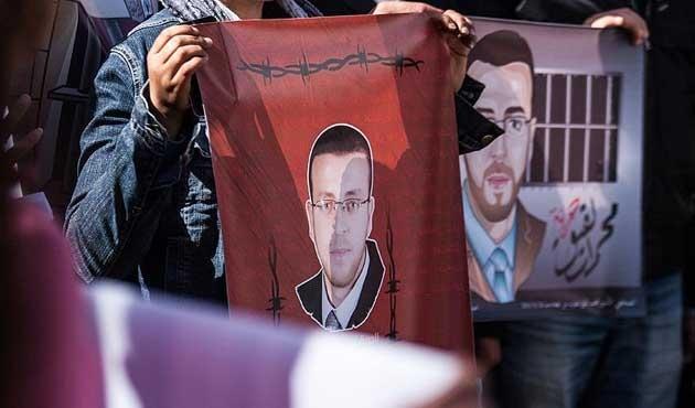 Açlık grevi yapan Filistinli gazeteci serbest