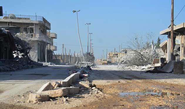 IŞİD Azez'de 5 köyü aldı