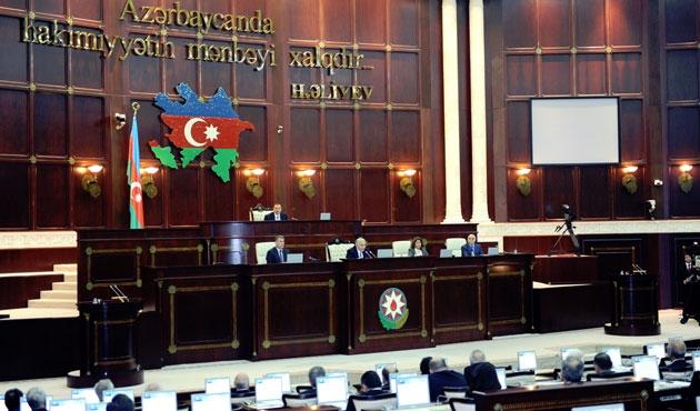 Aliyev'in eşi istedi, genel af çıktı