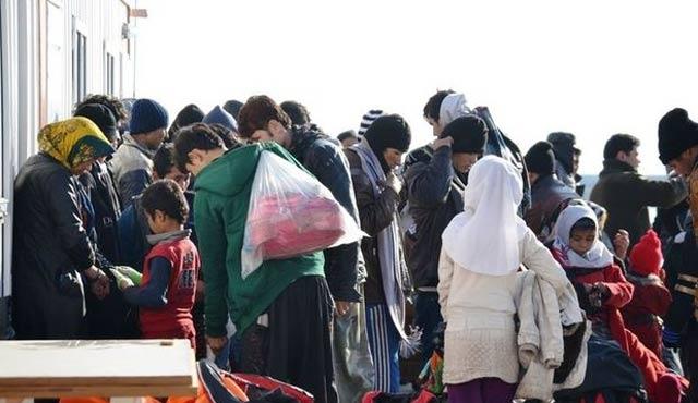 Edirne'de 60 sığınmacı yakalandı