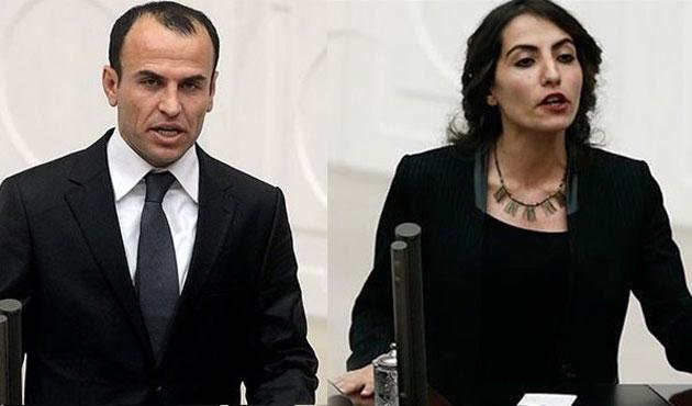 HDP'li iki vekil Türkiye'den kaçtı iddiası