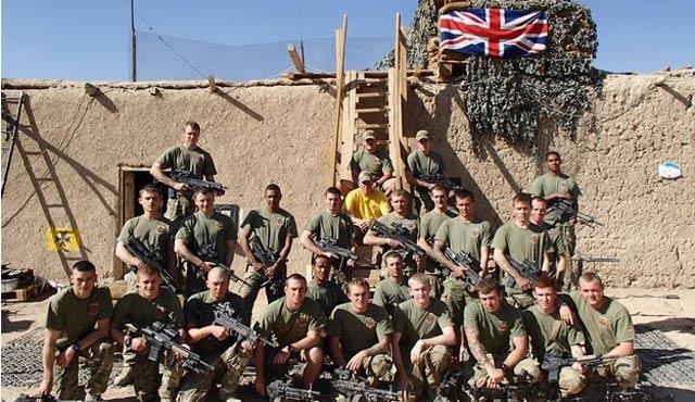 İngiltere'den Afganistan'ın güvenliğine destek