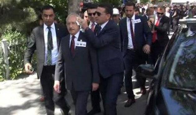 Kılıçdaroğlu'ndan yumurta atan için tanımlama; 'terörist'