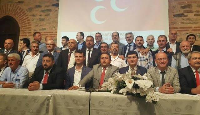MHP Bursa'da toplu istifa