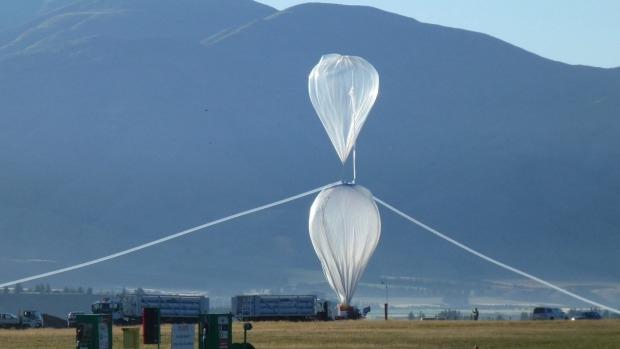 NASA, uzaya 'süper balon' gönderdi