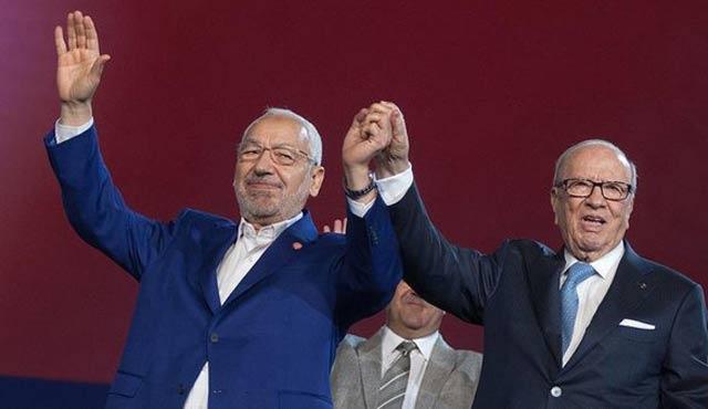 Tunus'ta Nahda'ya cumhurbaşkanından takdir