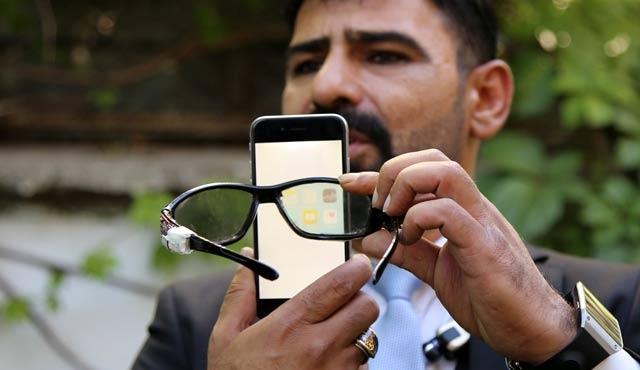 Diyarbakırlı mucit, cep telefonu ekranını 'kişiye özel' yaptı