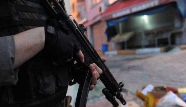 Saldırı hazırlığındaki PKK'lı polis tarafından yakalandı