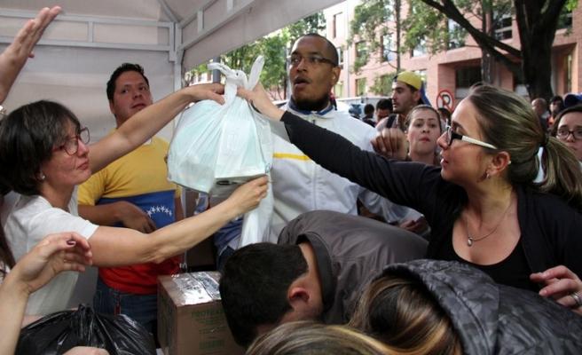 Hiperenflasyon Venezuela'yı vuruyor