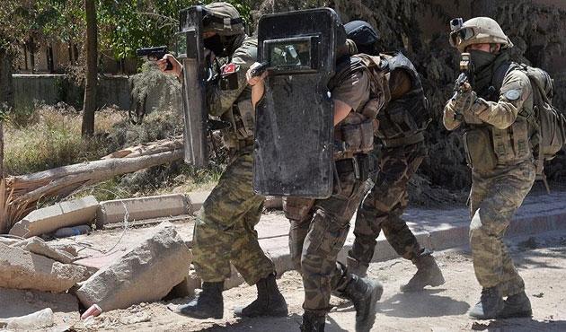 Dört ilde 10 PKK'lı etkisiz hale getirildi
