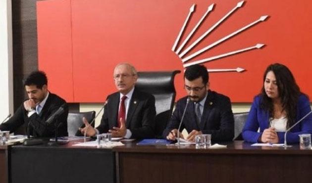 CHP'de 'dokunulmazlık' krizi büyüyor