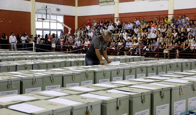 Güney Kıbrıs'ta seçimler sonuçlandı