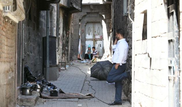 Sur'da bazı yerlerde yasak kalktı