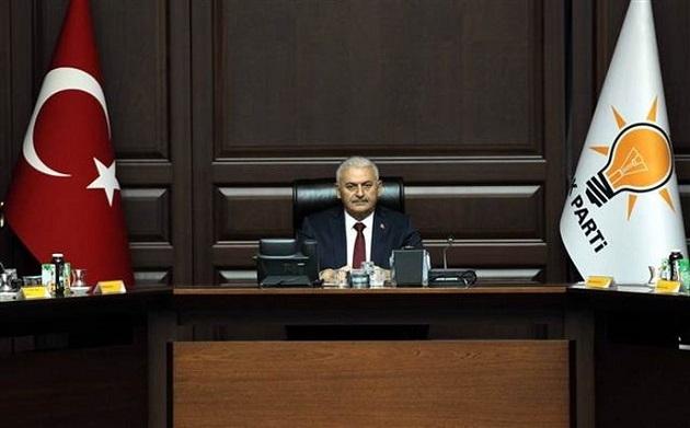 AK Parti'nin yeni yönetimi açıklandı