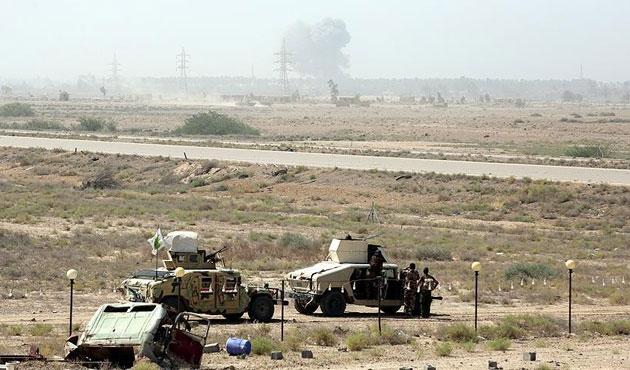 Felluce'de IŞİD operasyonu başladı