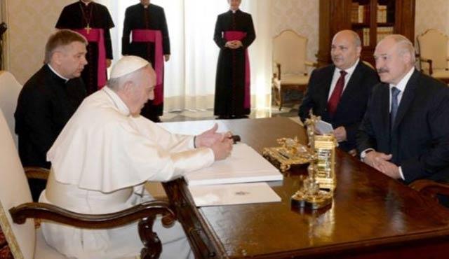 Minsk zirvesine dini açılım