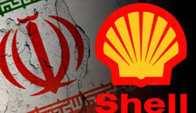 Shell İran sahasına giriyor