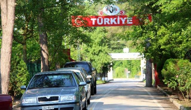 Yunanistan'da grev bitti, sınır kapıları açıldı
