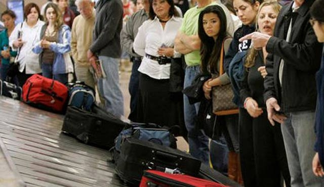 Uçaklarda hırsız yolcular arttı