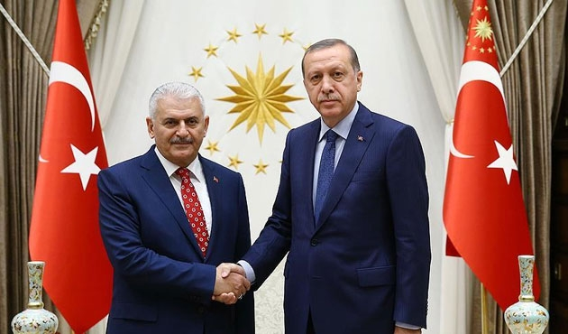 Erdoğan ve Yıldırım Diyarbakır'a gidiyor