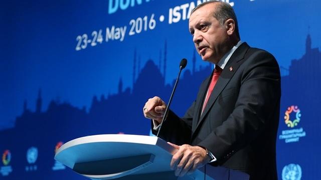 Cumhurbaşkanı Erdoğan'dan AB'ye net vize mesajı