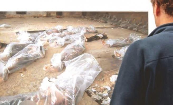 Suriye hapishanelerinde beş yılda 60 bin ölü