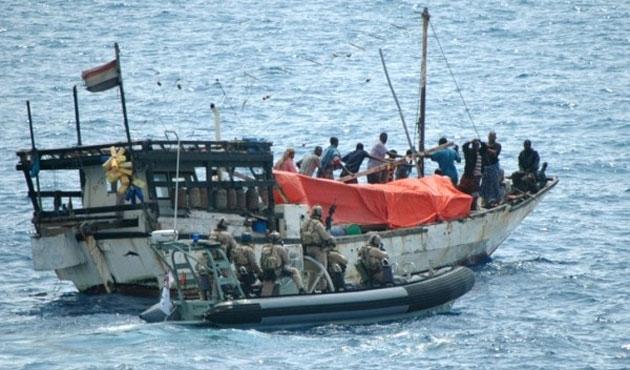 Yemen, 7 İran balıkçı gemisini durdurdu