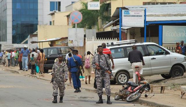 Burundi'de eğlence merkezine saldırı