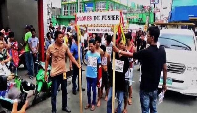 Filipinler'de uyuşturucu satıcılarına ibretlik ceza