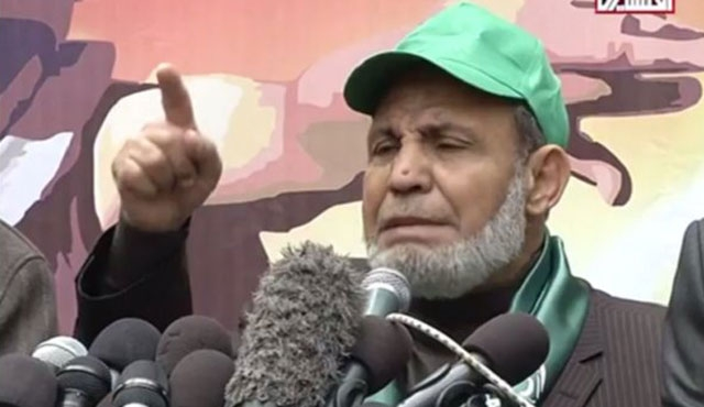 Hamas'tan Liberman açıklaması