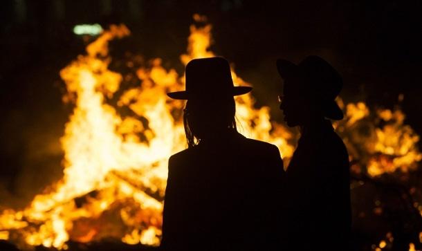 Yahudiler, 'Lag BaOmer' bayramı için Tunus'ta