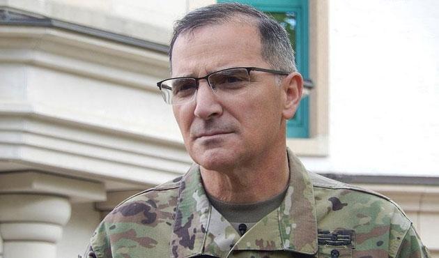 Org. Akar NATO komutanıyla görüştü