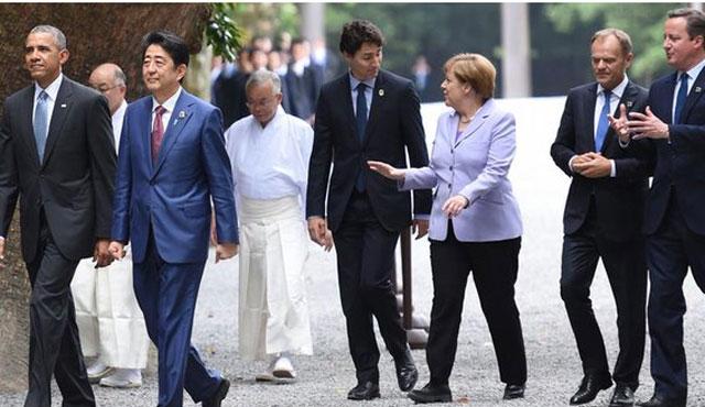 G7 serbest ticarette anlaştı