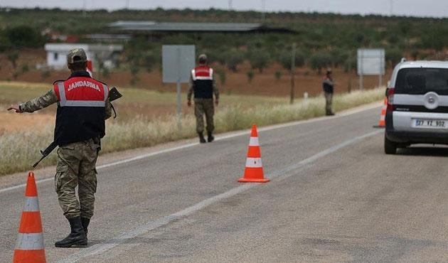 G.Antep'te 'özel güvenlik bölgesi' uygulaması