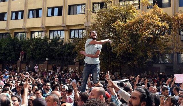 HRW'den Mısır'a: Aktivistleri serbest bırak
