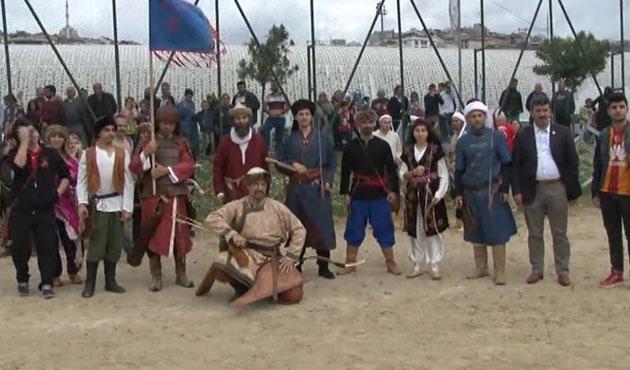 Okçuluk Festivali 21'inci kez düzenlendi