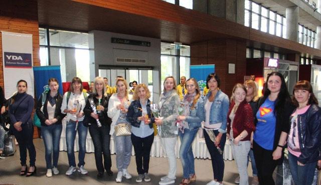 Ukraynalılara 90 gün vizesiz seyahat