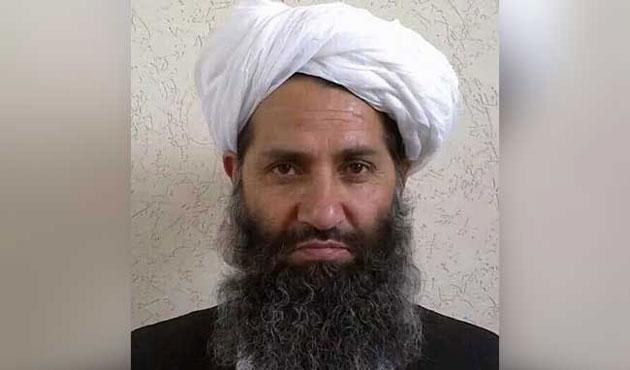Taliban yeni liderine biat etti | VİDEO