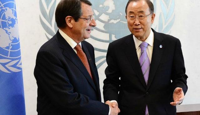 BM Sekreteri Kıbrıs müzakerelerine çıkış arıyor