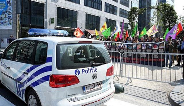 Terör mağduru Belçika'dan PKK'ya yine izin