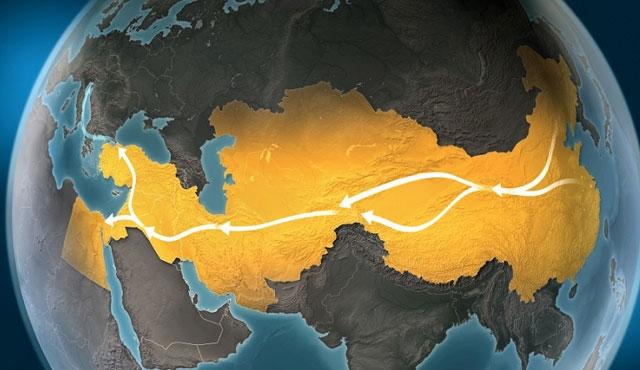 'Tek kuşak-Tek yol' İpekyolu projesi Astana'da görüşülecek