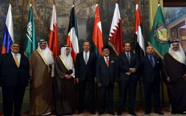Rusya ile Körfez ülkeleri Suriye'yi görüştü