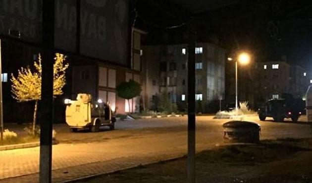 Van'da eylem hazırlığındaki PKK'lılara operasyon