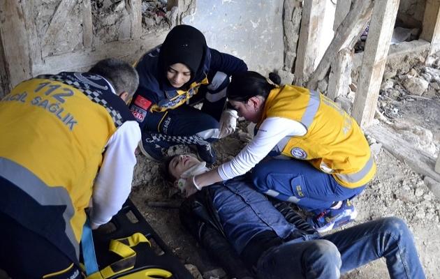 Bir selfie kurbanı da Safranbolu'dan