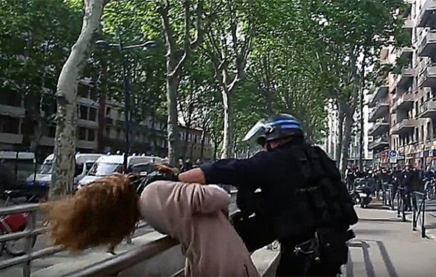 Türkiye'den Fransa'ya 'polis şiddetine son' çağrısı