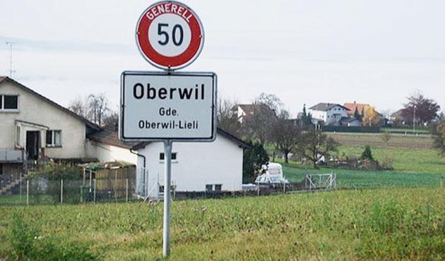 İsviçre'de zengin kasaba mülteci almıyor