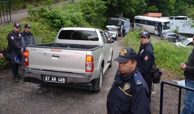 Zonguldak'taki madencilerin eylemi 11. günde bitti