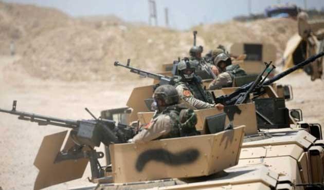 Irak ordusu Felluce'ye giriyor