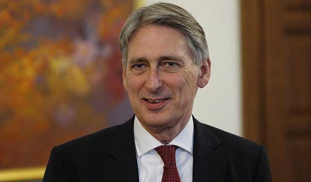 Hammond, Körfez turuna Suudi Arabistan'dan başladı